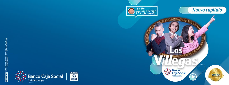 Familia Villegas - Banco Caja Social