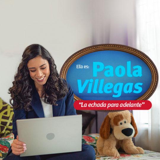 Asalariados - Familia Villegas - Banco Caja Social