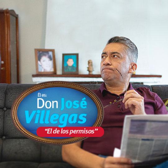 Pensionados - Familia Villegas - Banco Caja Social