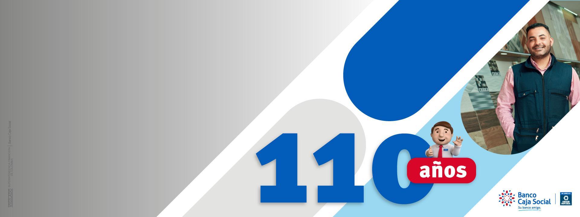 110 años