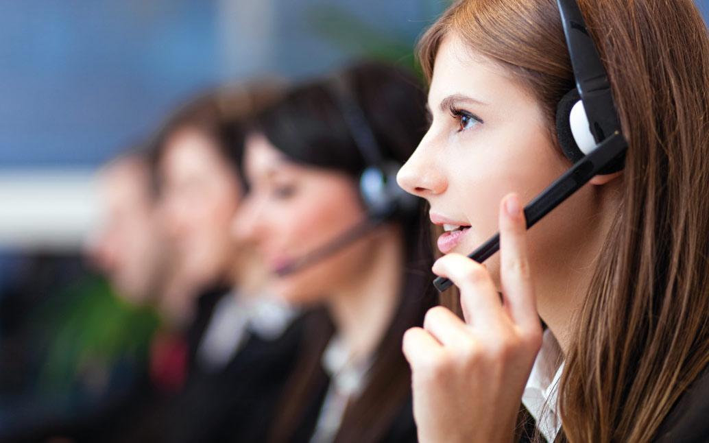 Líneas de atención telefónica