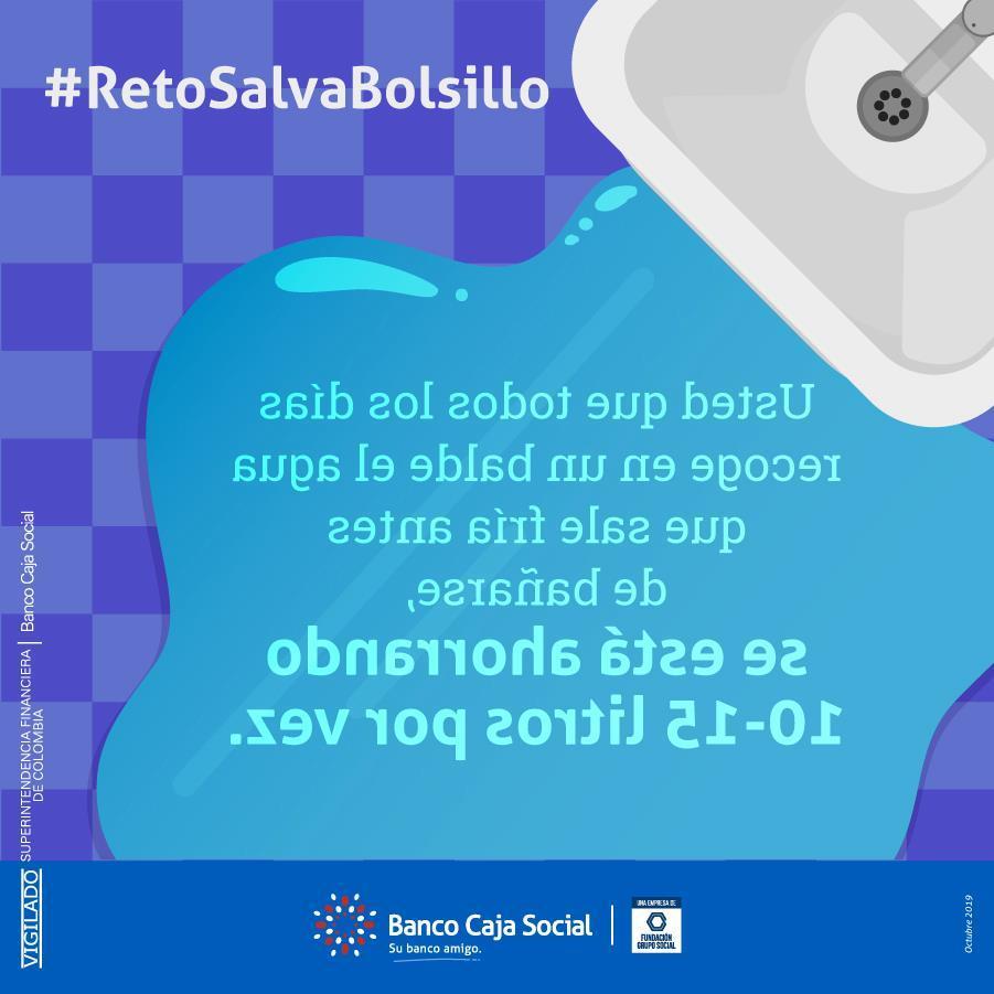 #Retosalvabolsillo