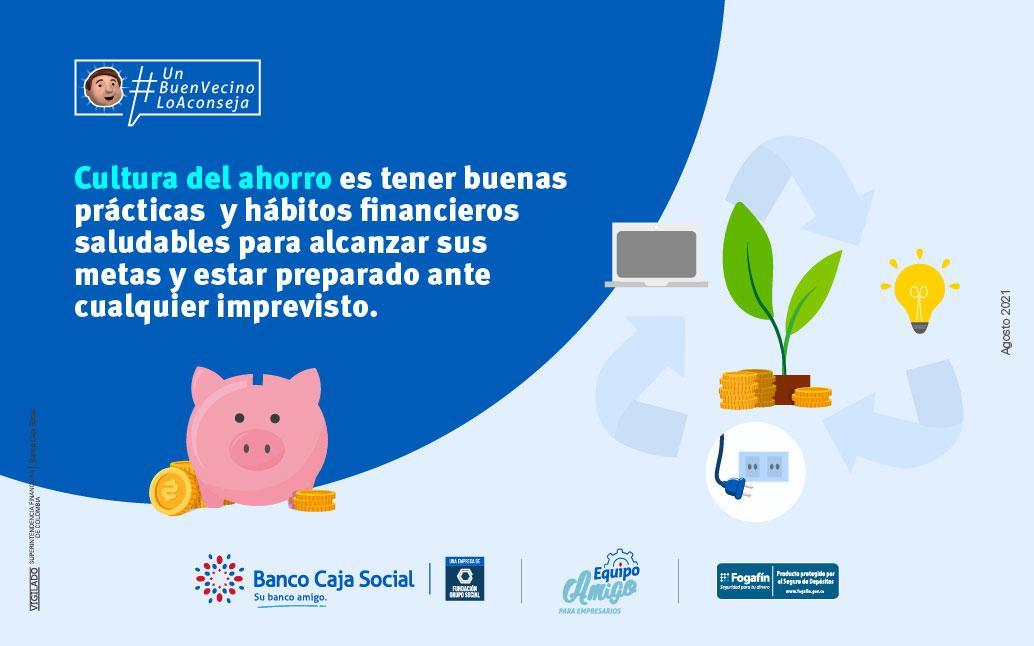 Ahorro Banco Caja Social